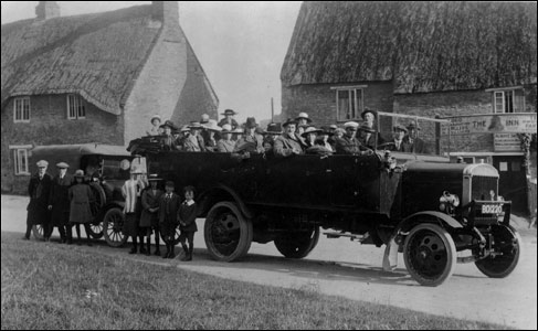 Charabanc Trip in the 1930s