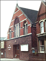 The Salvation Army chapel
