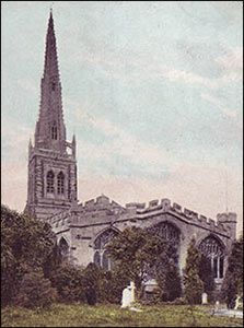 Postcard of St. Mary's Church 1905