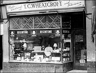 Wheatcroft's other shop in Church Street.