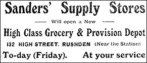 Sanders' Supply Stores
