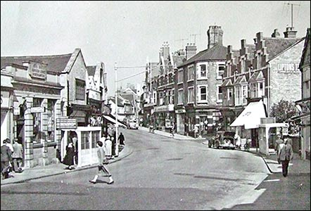 Central High Street