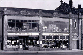 Higham Road grocery, electrical & funishing store