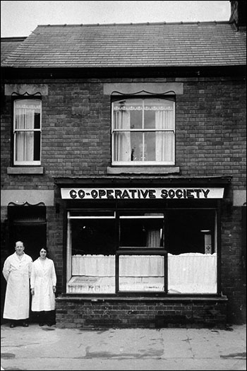 The fish & chip shop in Wellingborough Road