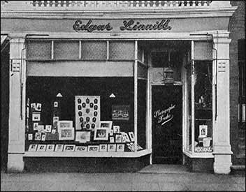 The shop in 1924
