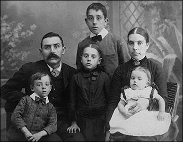 The Litchfield family in 1890