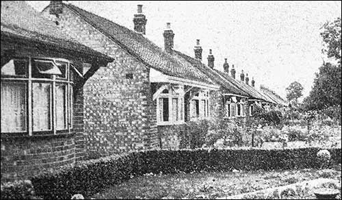 Newton Road bungalows