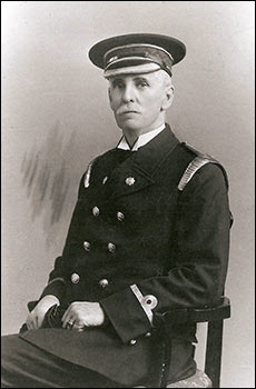 Captain Fred Knight