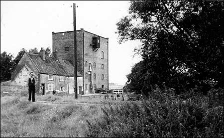 Ditchford Mill in the 1960s