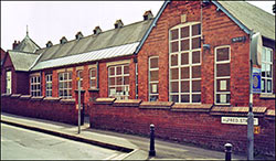 A Picture of Alfred Street School