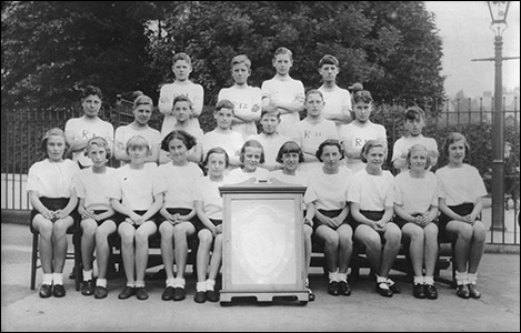 Inter-Schools Sports Shield c1938