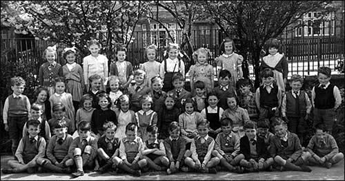 1951 Tennyson road infant class