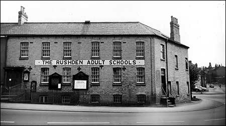 The Adult Schools in the 1950s