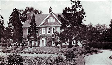 The house in the early 1950s