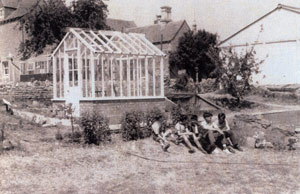 Cherry Orchard School Greenhouse