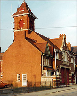 The Fires Station in Newton Road