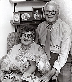 Ron & Grace Wright
