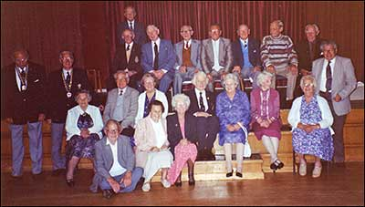 British Legion members in 1994
