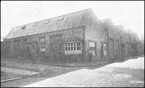Central Machinery factory, later the Boot & Shoe School