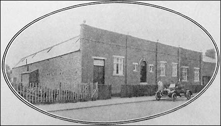The Portland Road factory