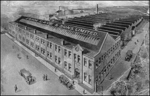 The Commonwelath Works - postcard