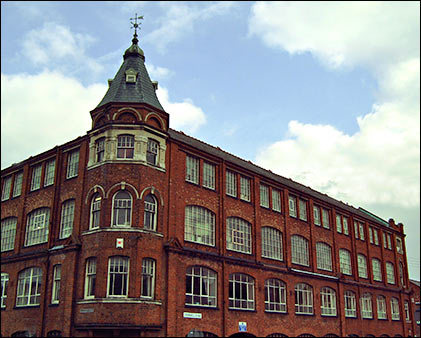 Photograph of Grensons Factory Queen Street