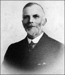 Alfred Sargent - company founder
