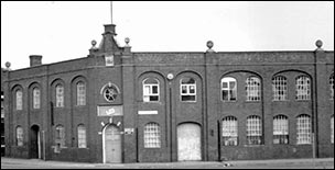 A picture of Tarry's Factory in 1984