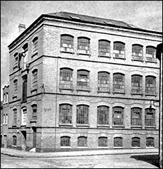The second factory in Crabb Street