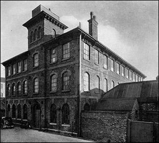 The Kettering factory