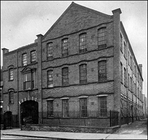 The York Road factory