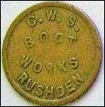 boot works coin