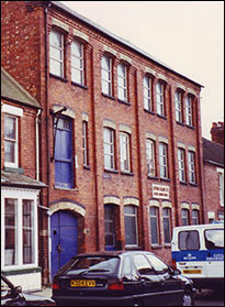 The Harborough Road factory