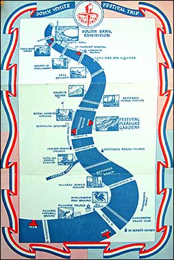 plan of the river trip