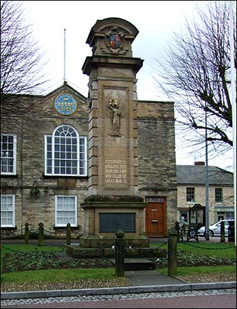Higham Ferrers War Memorial