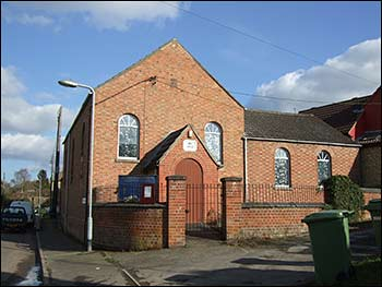 The Wesleyan Chapel