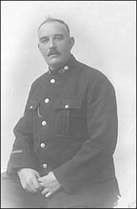 PC Walter Evans Powell