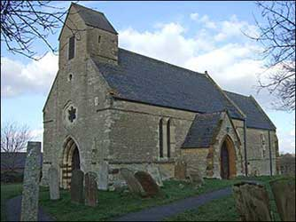 Strixton Church