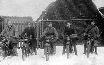 5 despatch riders