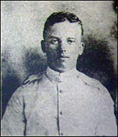 Corporal Percy Steel