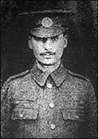 Pte. Sid Cook